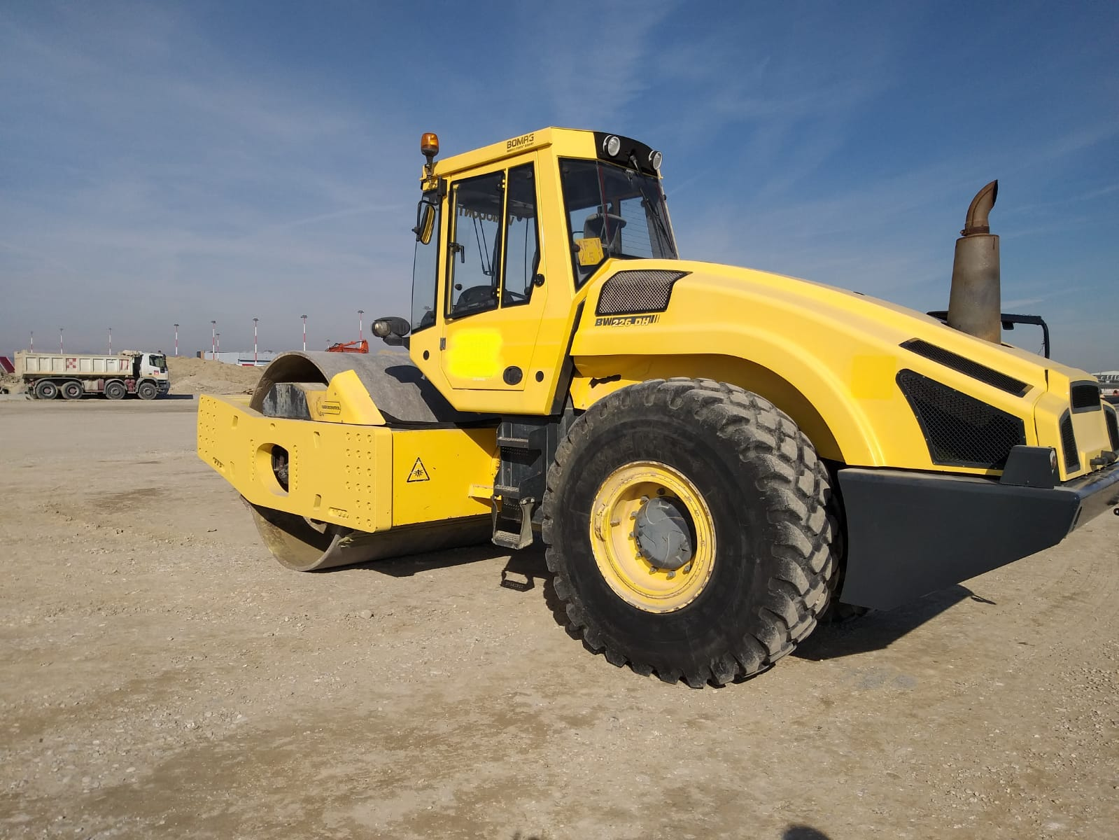 Rullo Bomag BW 226 DH 8