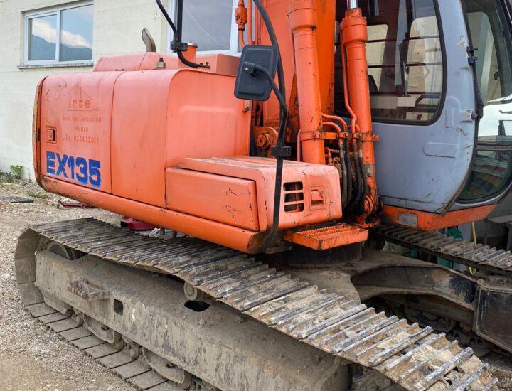 Escavatore EX 135 Triplice 24