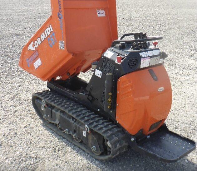 Minidumper CORMIDI C 60 10