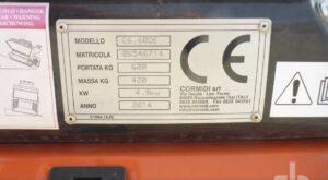 Minidumper CORMIDI C 60 25