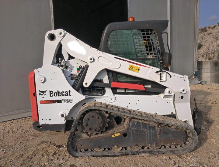 Minipala BOB CAT T 650 14